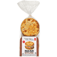 Whole Wheat Naan Rounds