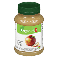 Applesauce, Sweetened