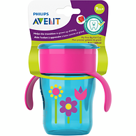 Avent My Natural Drink Cup, Girl
