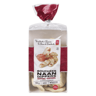 Naan Dippers Flatbreads, Traditional