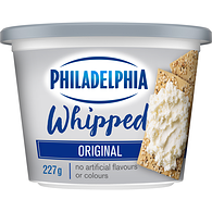 Whipped Cream Cheese, Plain