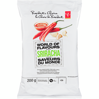 World Of Flavours Sriracha Flavour Rippled Potato Chips