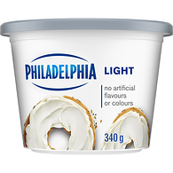 Soft Cream Cheese, Plain Light