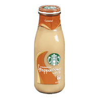 Frappuccino Caramel Coffee Drink
