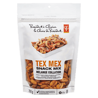 Tex Mex Trail Mix