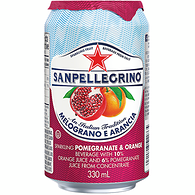 Melograno E Arancia Pomegranate Orange Sparkling Beverage (Case)