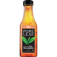Pure Leaf Peach Tea (Case)
