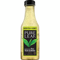 Pure Leaf Green Tea with Honey (Case)