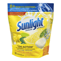 Oxi Action Power Pacs, Lemon Fresh