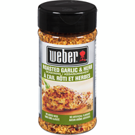 Roasted Garlic & Herb Seasoning