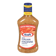 Salad Dressing, Zesty Italian
