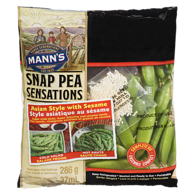 Snap Peas, Asian Sesame Seed