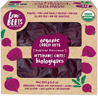 Organic Cooked Beets