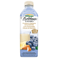 Blueberry Banana Almond Milk