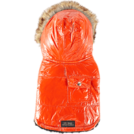 Red Foucler Coat, Extra Small