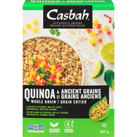 Quinoa & Ancient Grains