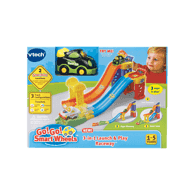 Go! Go! Smart Wheels 3-In-1 Launch & Play Raceway