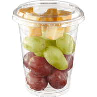 Snack Cup, Grapes & Cheese