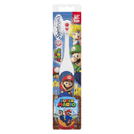 Super Mario Powered Toothbrush