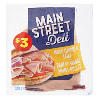 Main Street Deli, Mock Chicken Loaf