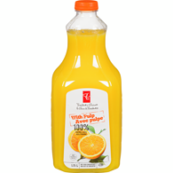 Orange Juice With Pulp