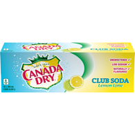 Club Soda, Lemon-Lime