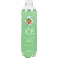 Talking Rain Sparkling Ice, Kiwi Strawberry