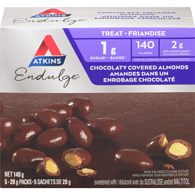 Endulge Chocolate Covered Almonds