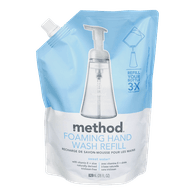 Foam Hand Wash Refill, Sweet Water