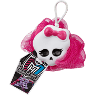 Squirting Bath Pouf, Monster High