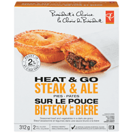 Steak & Ale Handheld Pie