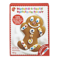 Gingerbread Kid Cookie Kit