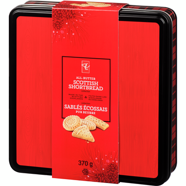 PC All-Butter Scottish Shortbread Collection
