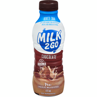 Chocolate Milk, Reduced Sugar