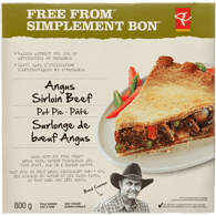Free From Sirloin Beef Pie