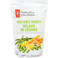Vegetable Medley - Frozen