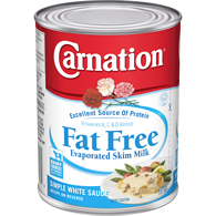 Evaporated Milk, Fat Free
