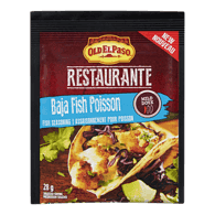 Restaurante Baja Fish Seasoning