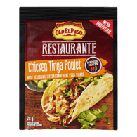 Restaurante Chicken Tinga Seasoning