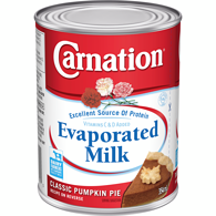Evaporated Milk, Regular