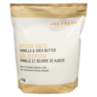 Shea Butter Epsom Salts
