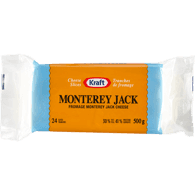 Cheese Slices, Monterey Jack