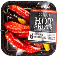 Hot Ghost Peppers