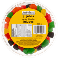 Ju Jubes Candies