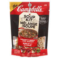 Soup Kit, Hearty Beef & Barley