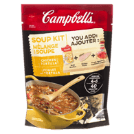 Soup Kit, Spicy Chicken Tortilla