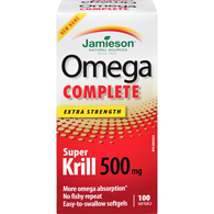 Omega Complete with Super Krill