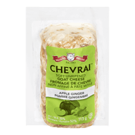 Cheese, Chevrai Apple Ginger