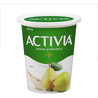 Pear 2.9% M.F. Probiotic Yogurt,650g