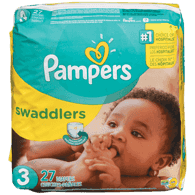 Swaddlers, Jumbo Pack Size 3 Diapers